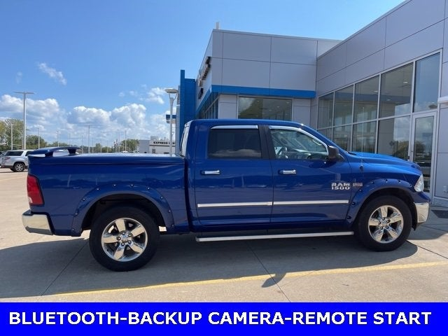Used 2014 RAM Ram 1500 Pickup Big Horn/Lone Star with VIN 1C6RR7LT4ES386680 for sale in Winona, Minnesota