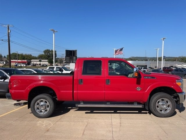 Used 2015 Ford F-350 Super Duty XLT with VIN 1FT8W3BT0FEA87680 for sale in Winona, Minnesota