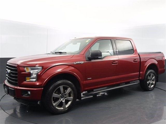 Used 2016 Ford F-150 XLT with VIN 1FTEW1EG3GKG00297 for sale in Winona, Minnesota