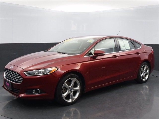 Used 2014 Ford Fusion SE with VIN 3FA6P0H72ER115123 for sale in Winona, Minnesota