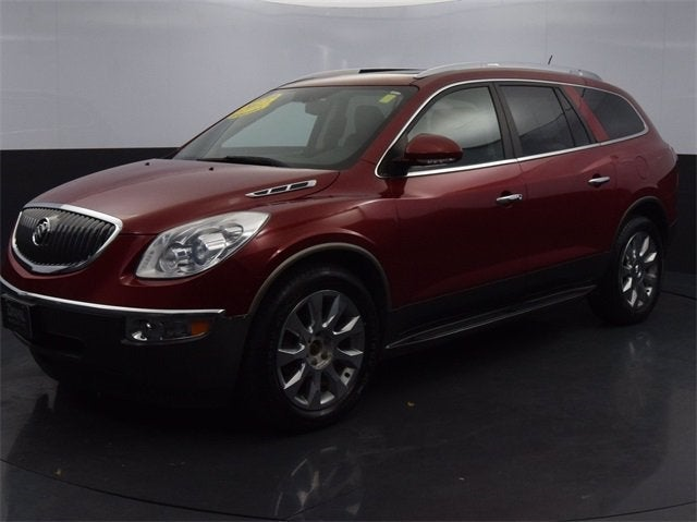 Used 2012 Buick Enclave Premium with VIN 5GAKVDED5CJ238360 for sale in Winona, Minnesota